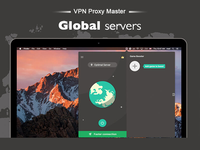VPN Proxy Master full screenshot